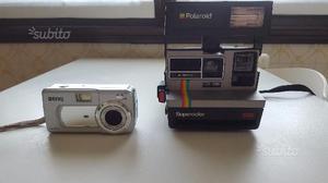 Polaroid + Benq
