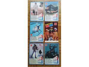 Pubblicità Advertising Inserti Albi Topolino Big Jim Mattel