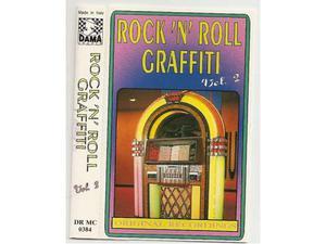 Rock' n' roll graffiti
