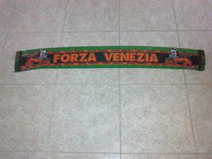 Sciarpa calcio venezia (forza venezia i love venezia)