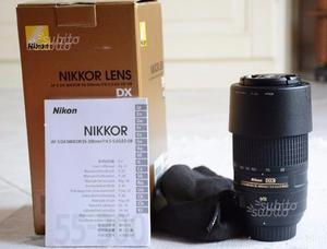 Teleobiettivo  VR Nikon