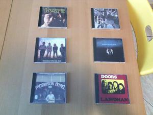 The Doors 6 CD discografia completa