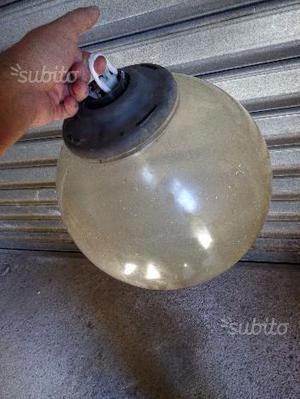 3 sfere palle da lampioni