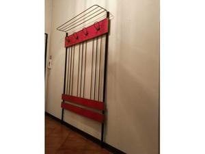 Attaccapanni a parete design legno vintage posot class for Attaccapanni vintage