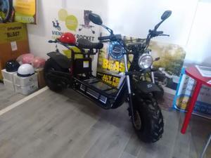 Bicicletta Elettrica MOTOR BIKE DAYMAK mod.BEAST BASIC
