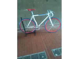 Bicicletta single speed Alpina