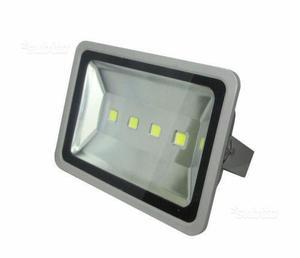 Faro 200w con 4 led luce bianca