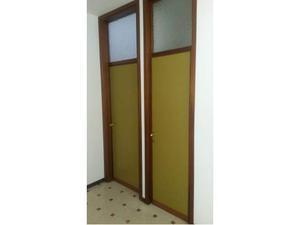 Privato vende porte interne in legno anni 60