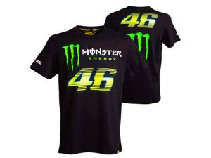 T-shirt valentino rossi monster moto gp yamaha the doctor