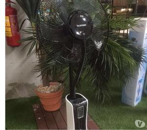 Ventilatore con nebulizzatore posot class for Ventilatore refrigerante