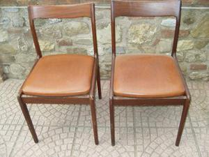 Antiche sedie in legno e/o pelle vari modelli