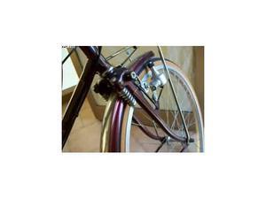 Bici con motore a scoppio, nuova, mai utilizzata.