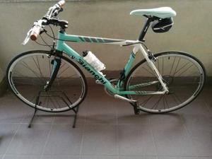 Bicicletta Bianchi Reparto Corse - Via Nirone 7 Alluminium