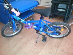Bicicletta bambito tipo mountain bike