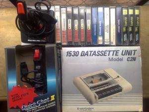 Commodore 64 accessori e giochi