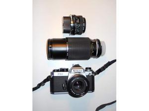 Corredo Fotografico 35 mm Nikon