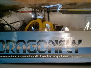 DragonFly elicottero radiocomandato