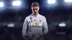 Fifa 18 ps4-XBOX one