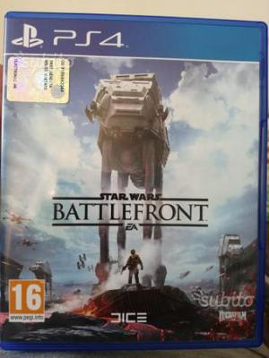 GIOCHI PS4: PROJECT CARS e STAR WARS BATTLEFRONT