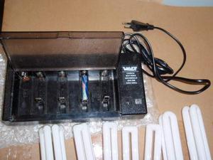Lampadine caricabatterie
