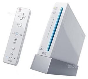 NINTENDO WII con 3 telecomandi e giochi