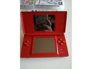 Nintendo ds con giochi
