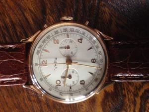 Orologio cronografo in oro Vetta