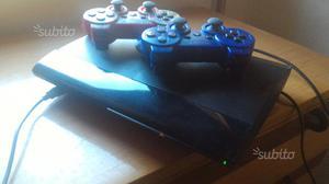 PlayStation 3 super slim 500gb + giochi