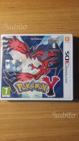 Pokemon Y Nintendo 3ds
