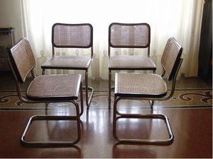 Due sedie replica wassily breuer posot class for Replica sedie design