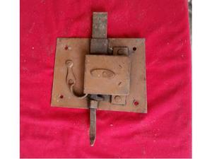 Serratura dâ€(TM)epoca originale cm 10,5 x cm 14