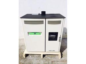 Stufa a pellet condizionatore climatizzatore