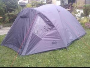 Tenda campeggio Mckinley matuka 4