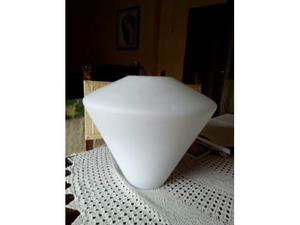 Vaso in vetro di design d'arredo