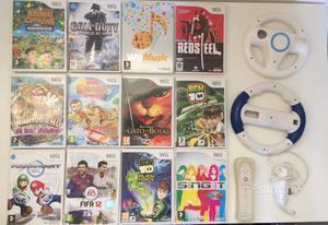 Videogiochi per Wii e accessori