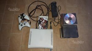 Xbox360 arcade con tanti giochi
