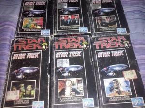 13 vhs Star trek collection anni 90