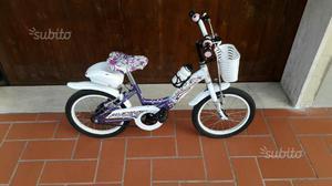 Bicicletta bambina della daccordi ruote 16