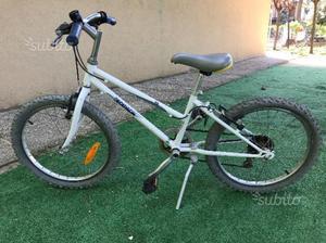 Bicicletta bici mountain bike bimbo 20 pollici