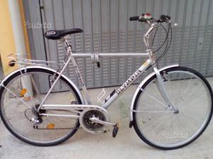 City bike olimpia in alluminio