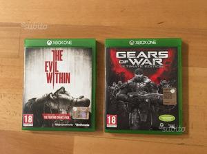 Giochi Xbox one nuovi