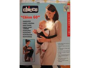 """Marsupio """"Chicco GO"""" per neonati (max 9 Kg)"""