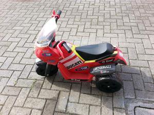 Moto peg-perego ridr Valentino Rossi