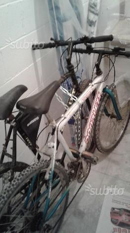 Mountain Bike perfettamente funzionanti