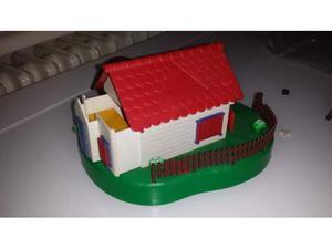 Mulino Bianco di archimede giocattolo anni 80 con alcuni