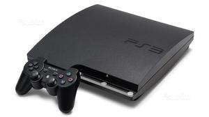 Ps3 Slim 120Gb nera