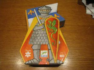 Puzzle Djeco 24 e 36 pezzi