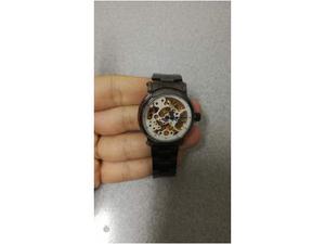 Vendo orologio meccanico in acciaio