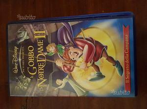 Videocassetta il Gobbo di Notre Dame 2