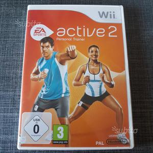 Wii Active 2 Personal Trainer
